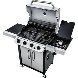 char broil performance gas grill stainless steel