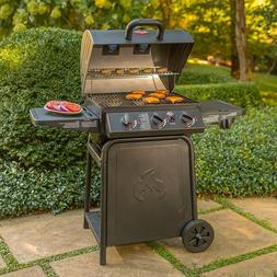 Char-Griller Grillin'' Pro Easy Start Gas Grill Deck Patio H