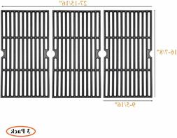 Charbroil Cast Iron Grill Grates Replacement Parts Fit Gas B
