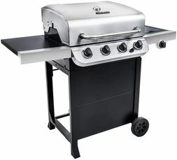 Char BroIl Performance 475 4-Burner Cart Liquid Propane Gas