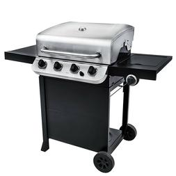 charbroil performance 475 4 burner cart liquid