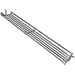 Chrome Steel Wire Warming Rack 0236 for Select Weber Gas Gri