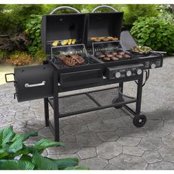 Smoke Hollow Combination 30,000 BTU Gas and Charcoal Grill B
