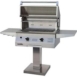 Solaire 27 Inch Deluxe Infravection Natural Gas Grill On Bol