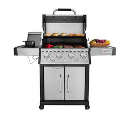Royal Gourmet Deluxe Mirage 4-Burner Propane Gas Grill with