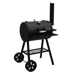 Dyna-Glo DGSS443CB-D Heavy-Duty Compact Barrel Charcoal Gril