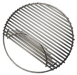 """soldbbq 18 1/2"""" Dia, Stainless Steel Round Grid Single Side"""