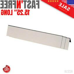 Gas Grill 3 Flavorizer Bars Stainless Steel Plates BBQ Parts