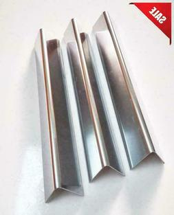 gas grill 3 flavorizer bars steel plates