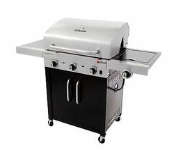 Performance Gas Grill with Cabinet