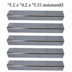 Gas Grill 5 Flavorizer Bars Stainless Steel BBQ Parts Weber