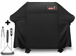 Gas Grill Cover 7553 | 7107 Cover for Weber Genesis E and S