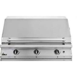 PGS Gas Grill Legacy Pacifica 36 Inch Built-In Natural Gas G