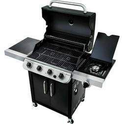 gas grill performance 4 burner outdoor backyard