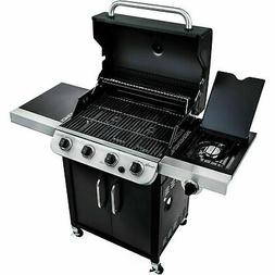 Gas Grill Performance 4 Burner Outdoor Backyard BBQ Cooking
