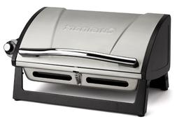 Cuisinart Gas Grill Portable Griddle Outdoor Mini BBQ Cookin