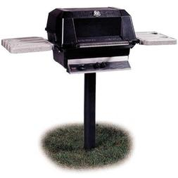 Mhp Gas Grills Wnk4 Natural Gas Grill W/ Searmagic Grids On