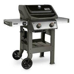 Weber Gas Liquid Propane Grill Black Outdoor Cooking