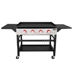 Royal Gourmet GB4001 4-Burner 52000-BTU Propane Gas Grill Gr