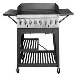 Royal Gourmet GB8001 8-Burner BBQ Gas Propane Grill Outdoor