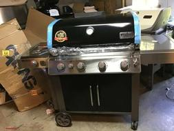 Weber Genesis 4-Burner Natural Gas Grill Black Pick Up only