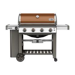 Weber Genesis II E-410 4-Burner Outdoor Propane Gas Barbecue
