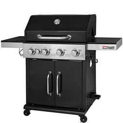 Royal Gourmet GG4201S 4 Propane Gas Grill with Side Burner 5