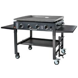 Griddle Cooking Station Propane Gas Garden Patio Lawn Outdoo