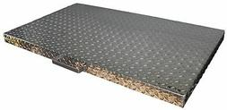 Griddle Cover, Diamond Plate Aluminum, for 36-inch Blackston