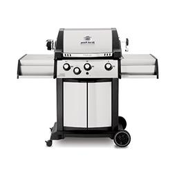 Broil King Grill Pro Black and Stainless Steel Signet 70 Gas