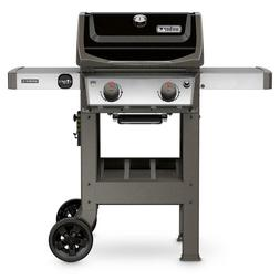WEBER Grill Gas Operated in black Outdoor Powerful GS4 Grill