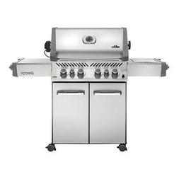Napoleon Grills Prestige 500 Natural Gas Grill, Stainless St