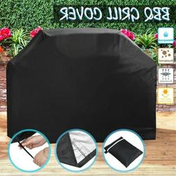 BBQ Grill Cover Gas Barbecue Outdoor Waterproof Protection 4