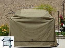 Heavy Gauge BBQ Grill Cover up to 56 Long
