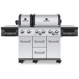 Broil King Imperial XLS - Stainless Steel - 6 Burner - Propa
