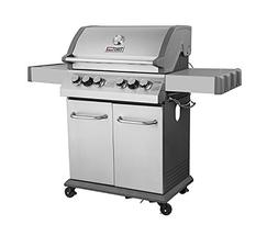 Royal Gourmet Infrade 550 4-Burner Cabinet Propane Gas Grill