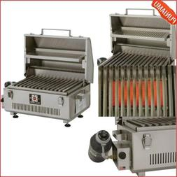 Infrared Portable Propane Gas Grill by Solaire with Carry Ba