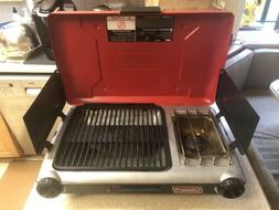 Coleman INSTAStart Camp Grill/Stove - Model 9922 Series - Re