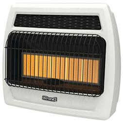 Dyna-Glo IRSS30LPT-2P 12000 BTU NG Infrared Vent Free T-stat