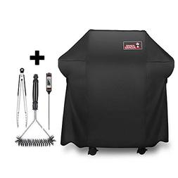 Kingkong 7138 Premium Grill Cover for Weber Spirit 200 and S