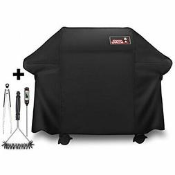 Heavy Duty Grill Cover Kit for Weber Genesis E and S Series