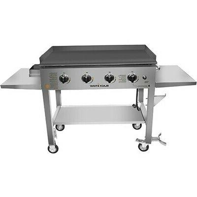 1560 ss griddle cooking station