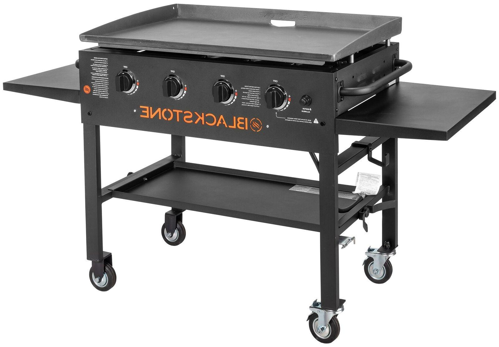 Blackstone 36 Cooking Backyard Propane Gas Grill