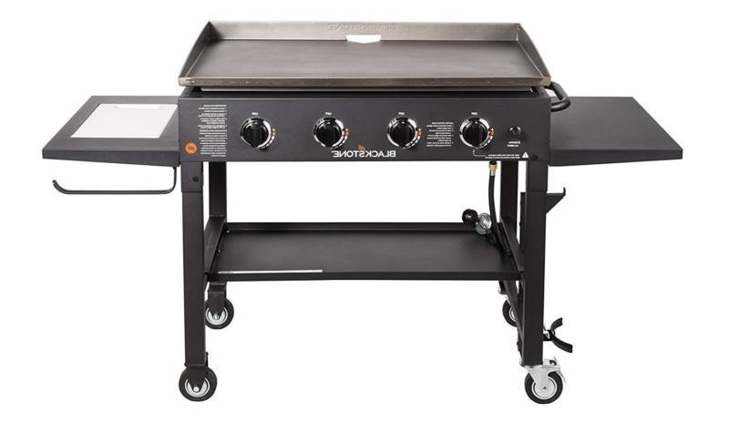 36 inch outdoor flat top gas grill