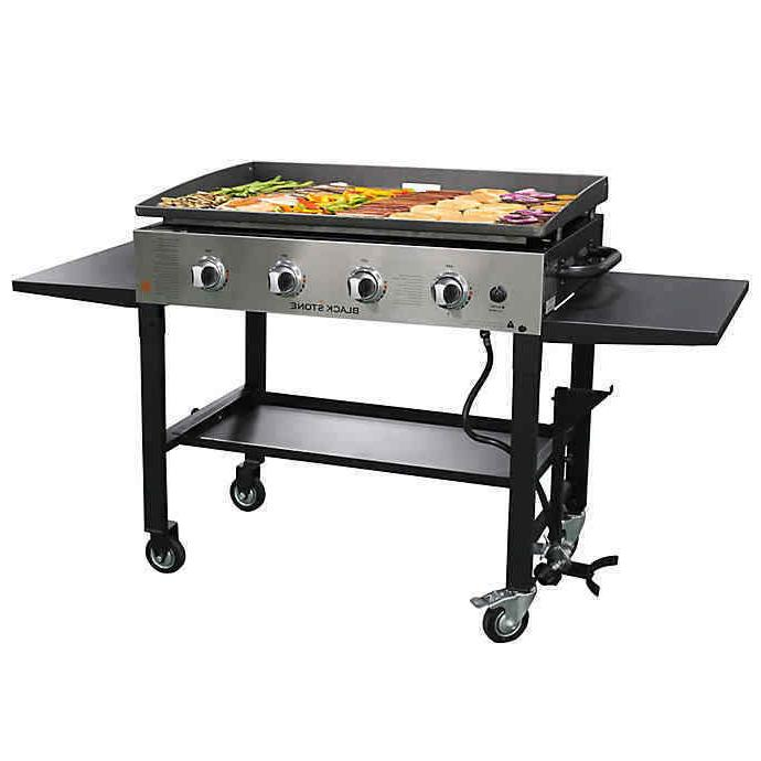 Blackstone 36in 4 Burner Gas Stainless Steel Barbecue