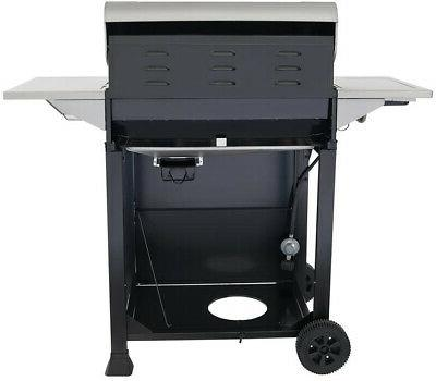 Propane Gas Patio Stainless Steel Side LP