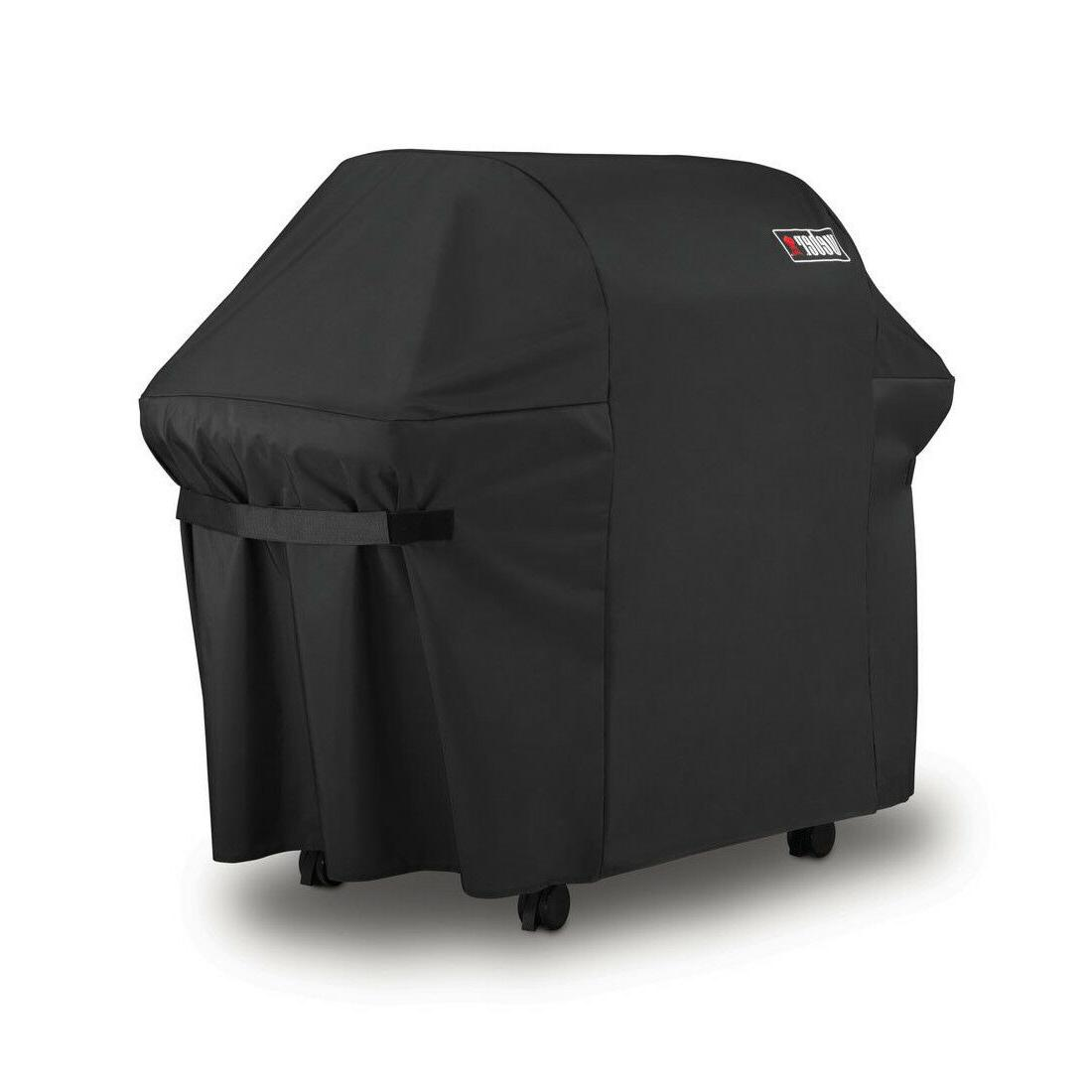 Weber 7107 Grill with Storage Genesis Gas Grills