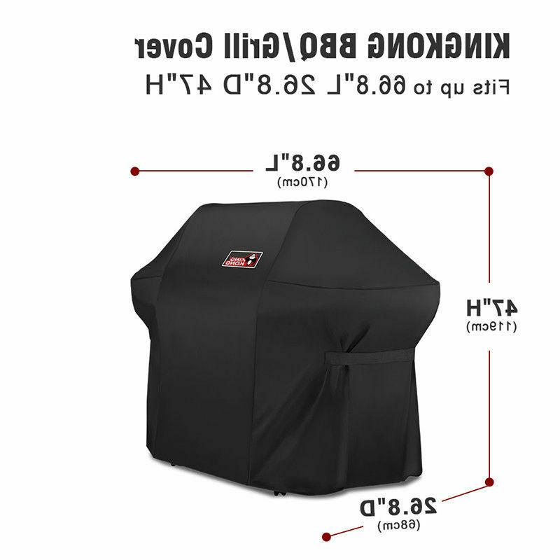 Kingkong 7108 Premium Gas Grill Cover Summit New
