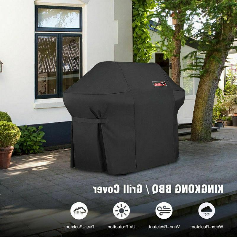Kingkong 7108 Grill Cover Summit 400-Series Gas New
