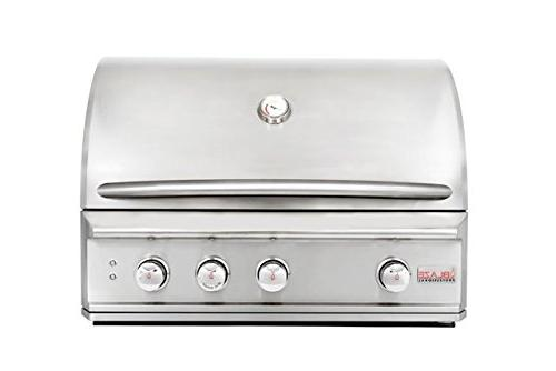 "Blaze Grills 34"" Professional Grill with 3 Burners"